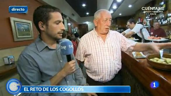 Reportaje en +Gente (TVE)-0