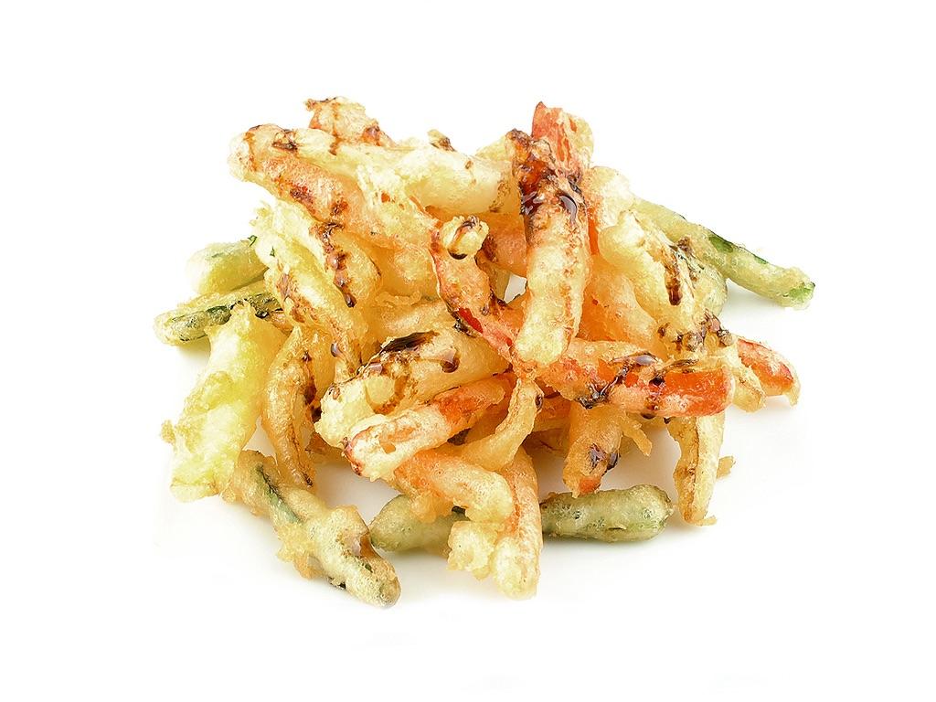 Verduritas en tempura-0
