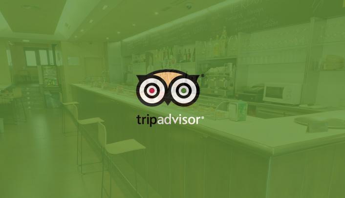 Certificado de excelencia de Trip Advisor para Bar José Luis-0